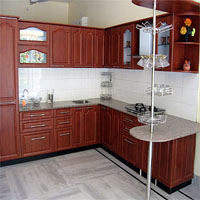 teak, moulded, flush, wooden doors, windows & frames, modular kitchen